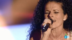 Almudena Brea de 'La Voz 4'