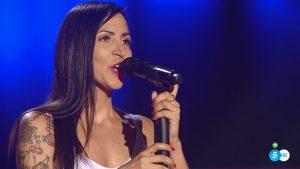Vanessa Forti de 'La Voz 4'