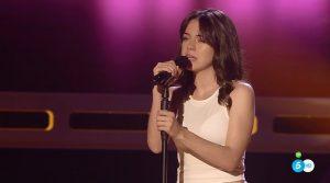 Lydia Fairén de 'La Voz 4'