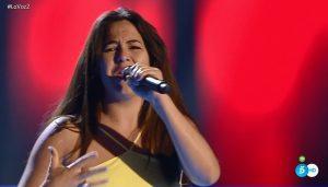 Mariló Pérez en 'La Voz 4'