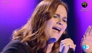 Irene de 'La Voz 4'