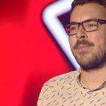 Omar Xerach de 'La Voz 4'