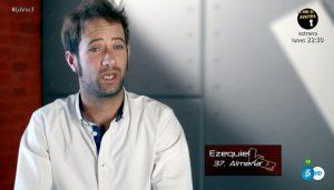Ezequiel Pasamontes de Almería, participa en 'La Voz 4'