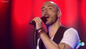 David en 'La Voz 4'