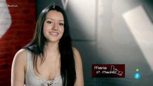 María de 'La Voz 4'