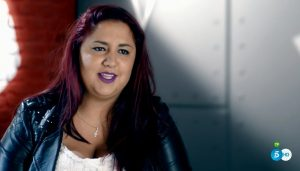 Belinda Falcón de 'La Voz 4'