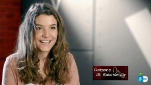Rebeca Martín de Salamanca en 'La Voz 4'