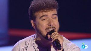 Raúl de 'La Voz 4'