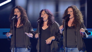 Las hermanas Ugarte de 'La Voz 4'