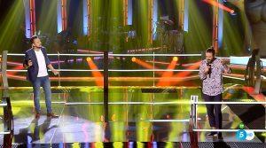 Carlos de Pepa y Rafael Bueno cantan 'El día que me quieras'
