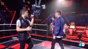 Raúl Vázquez y Job Navarrete cantan 'Impossible'