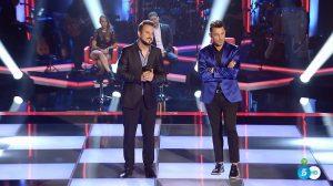 Rafael Bueno canta 'La salvaora' de Manolo Caracol