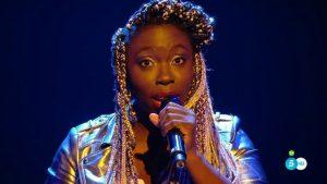 Deborah Ayo cantando 'If i were a boy'